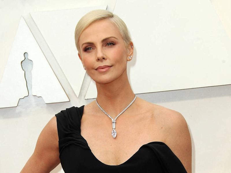 Charlize Theron eager to step into WWE ring