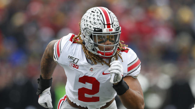 Ohio State defensive end Chase Young is a virtual lock to be the first defensive lineman taken in the 2020 NFL draft. (AP Photo/Paul Sancya)