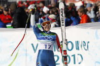 <p>Vonn hasn't competed in the Olympics since 2010. Vonn may be the most decorated female in skiing history, but she's also one of the most scarred, with myriad injuries piling up over the years. A knee injury kept her out of Sochi in 2014, so PyeongChang will mark been eight years since she has competed on an Olympic stage. </p>