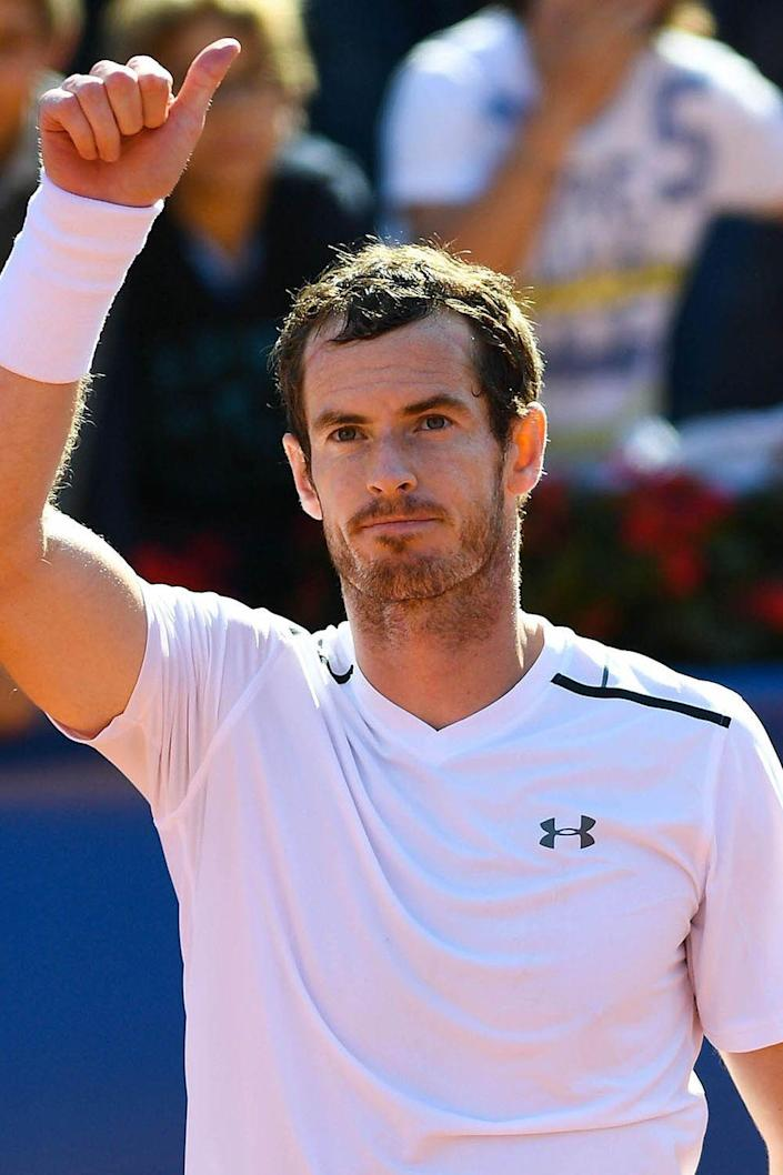 """<p>The British tennis player told the <a href=""""http://www.dailyrecord.co.uk/sport/tennis/andy-murray-i-dont-drink-alcohol-1025316"""" rel=""""nofollow noopener"""" target=""""_blank"""" data-ylk=""""slk:Daily Record"""" class=""""link rapid-noclick-resp"""">Daily Record</a> that he easily gave up drinking alcohol in his late teenage years, explaining """"I always wanted to see how far I could go in the sport. I didn't want to do anything to jeopardize that.""""</p>"""