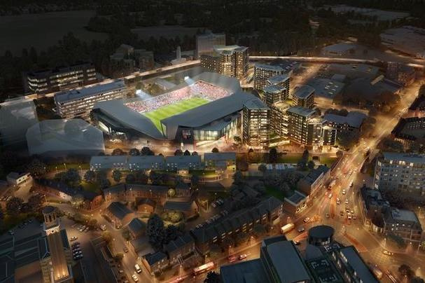 Brentford's new 17,250-seat stadium gets green light after council approves amendments