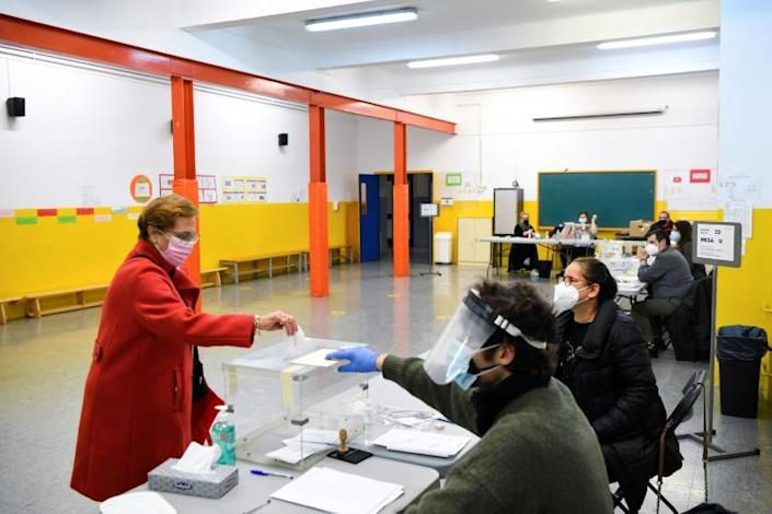 Over 40 percent of the 82,000 people assigned to help staff polling stations on the day have asked to be recused