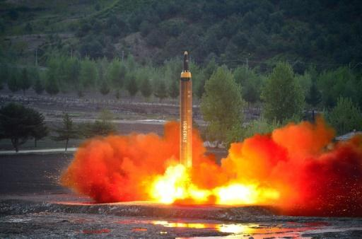N. Korea says 'new missile' can carry nuclear warhead