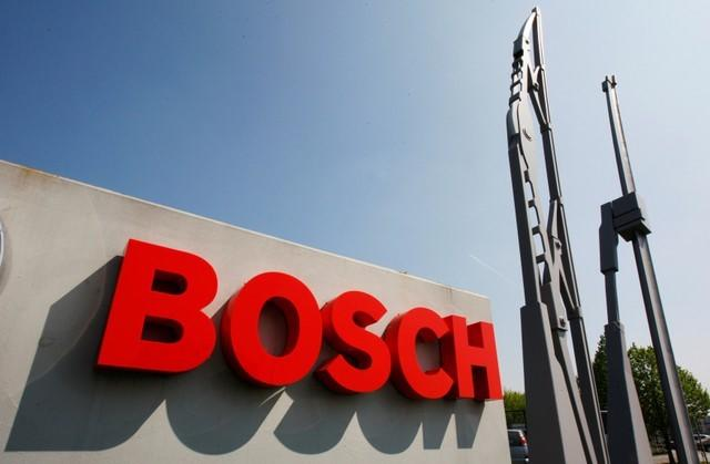 FILE PHOTO: Robert Bosch's plant in Tienen, Belgium