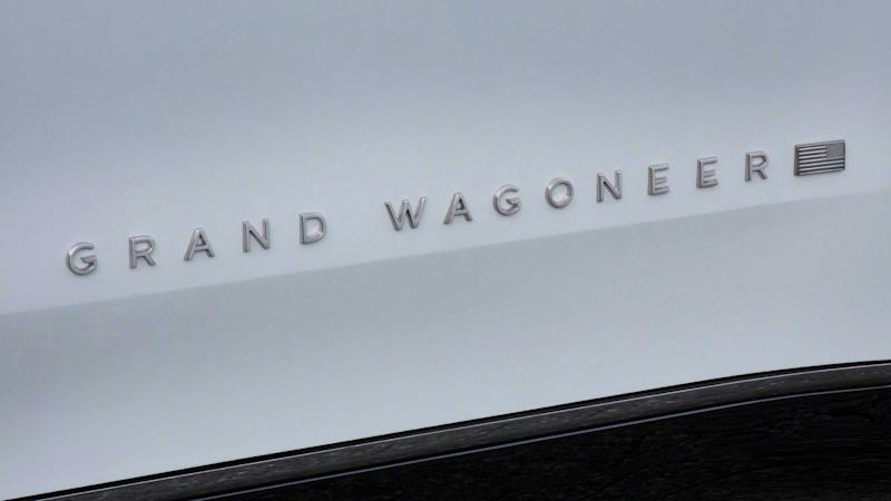 Jeep Grand Wagoneer Concept Exterior 05 Details