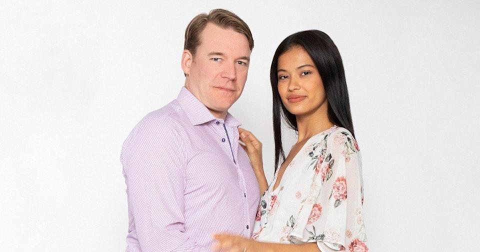 90 Day Fiancé Season 7: Michael Introduces Juliana, His 'Beautiful' Younger Fiancée from Brazil