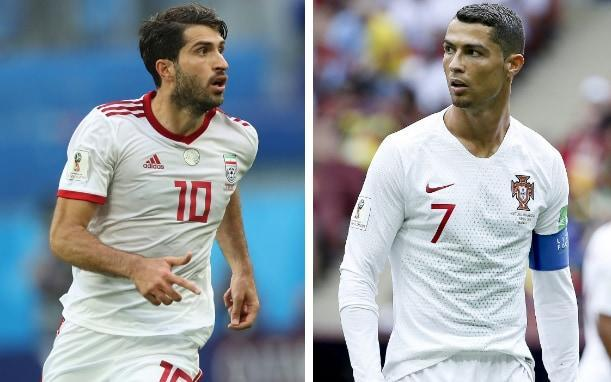 "What is it? It's the World Cup 2018 Group B match between Iran and Portugal and also the final group match for both teams where we find out who will progress to the next round. When is it? Monday June 25 - ie tonight. What time is kick-off? It's a 7pm BST start. What TV channel is it on? You can watch this match on BBC One, with coverage beginning at 6.30pm. Alternatively, you can follow every World Cup match with Telegraph Sport. World Cup 2018 Simulator Single Game Where is the game being played? At the Mordovia Arena. World Cup 2018 stadium: Mordovia Arena What is the latest team news? Iran Ehsan Hajsafi is a doubt for Iran after picking up an injury against Spain. Otherwise, a fully fit squad. Portugal Joao Moutinho is a major doubt due to illness, but Raphael Guerreiro is fit again. World Cup 2018 | Fixtures, groups, squads and more What are they saying? Fernando Santos ""This (Iran) are a very strong team, well-organised with good experienced players. They are beautifully organised defensively but not only that. They are good on the counter-attack,"" he said. ""It's going to be a fascinating game. I think Portugal will move on to the Round of 16 but it's going to be a hard-fought battle,"" he said. ""We are going to try to prove on the pitch we have the quality to beat Iran but there are many difficulties."" Carlos Queiroz: ""We have a game tomorrow. We need to know who is really refereeing the game. The people deserve to know who is refereeing the game when they sit in their stands,"" he said. He was just warming up, though, as he then compared FIFA's apparent directive to VARs that they only correct ""clear and obvious mistakes"" to his worrying about his daughter being a ""little bit pregnant or not"". ""It's a question of principle - nobody understands the rules,"" he said. ""The game cannot move in this direction."" What are the latest group standings - and what is at stake? Portugal need a point to go through, while an Iran win will knock them out. What are the odds? Portugal - 4/6 Iran - 9/2 Draw - 13/5 What's our prediction? This will be a fascinating game. Carlos Queiroz's Iran have impressed, while Cristiano Ronaldo has been in incredible form, scoring four in the opening two matches. Expect it to be tight. Portugal's progress is not a guarantee, but they should scrape through with a draw. Iran 1 Portugal 1 WorldCup - newsletter promo - end of article"