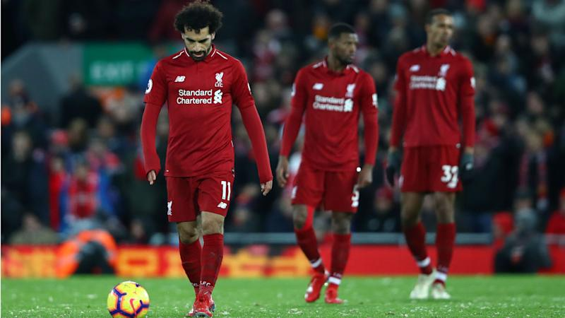 Liverpool 1 Leicester City 1 Premier League leaders frustrated by Foxes