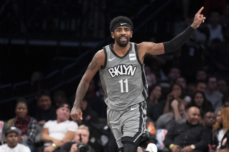ROCKETS NETS IRVING