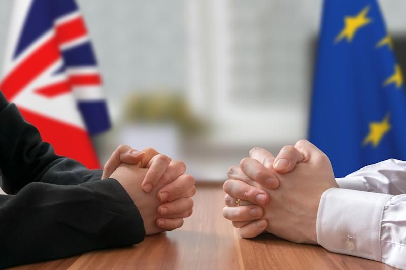 Brexit negotiations are due to resume on Monday, as the deadline for reaching a deal nears. Photo: Getty