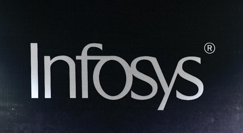 Infosys posted a 30 percent fall in quarterly profits but CEO Salil Parekh said its digital business sector saw 33 percent growth