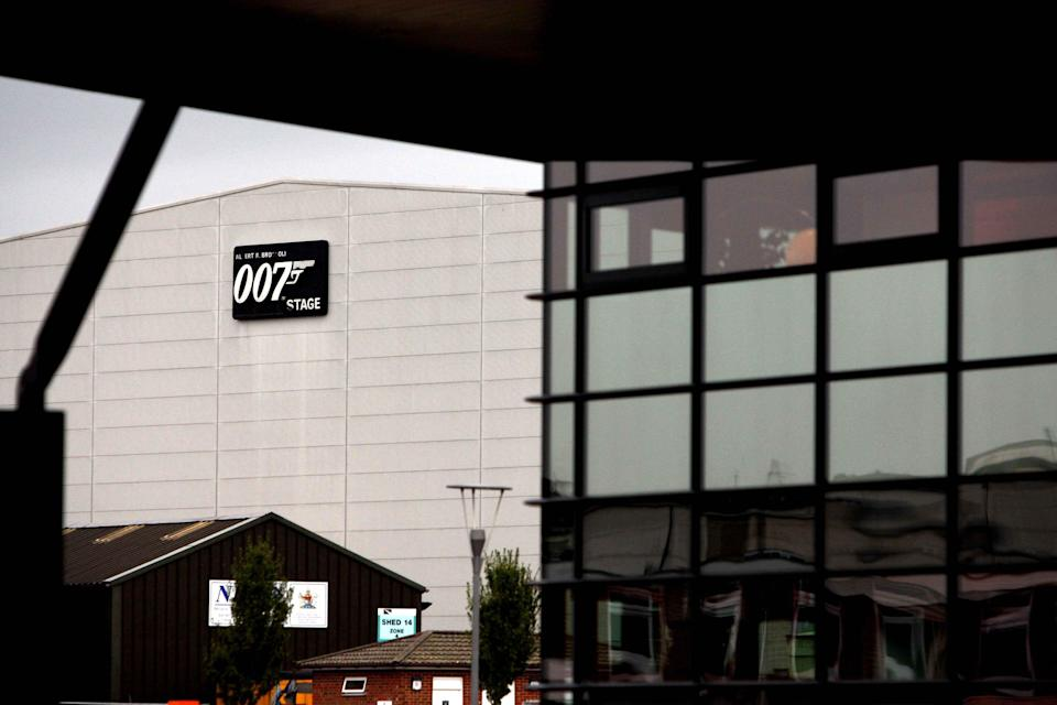 The 007 stage at Pinewood Studios in Iver Heath, Buckinghamshire. Film studios Pinewood Shepperton gave its chairman Michael Grade some breathing space today by forecasting higher-than-expected revenues.