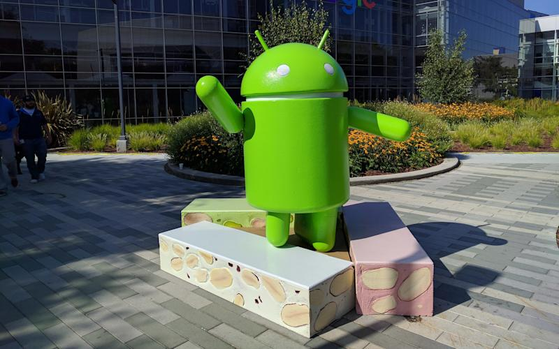 The malware was found in apps on Google's Play store - Google