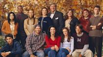 <p><strong><em>Gilmore Girls </em></strong></p><p>The mother-daughter dynamic duo at the heart of this show, and the quirky residents of this small town, had everyone wanting to pack up and move to Stars Hollow.</p>