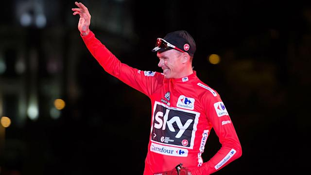 Tour de France and Vuelta a Espana champion Chris Froome says his legacy will be untainted after being asked to explain a drugs test