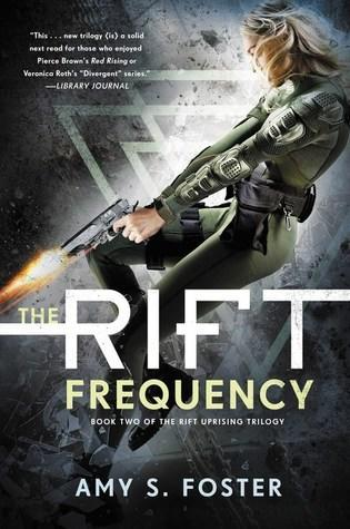 Picture of The Rift Frequency Book