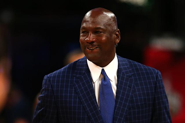 We'll see MJ at Michigan in September (Getty).
