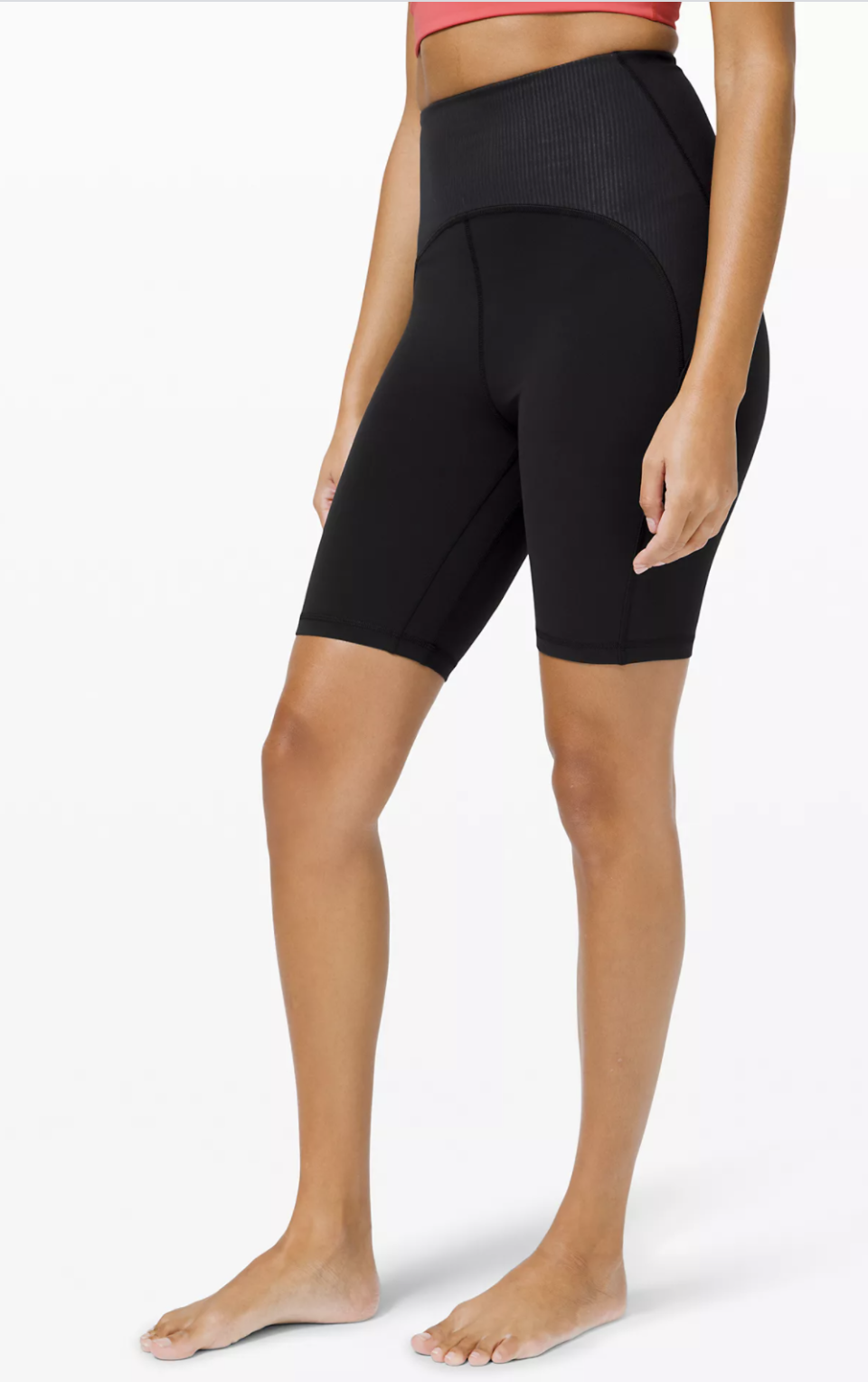 Blissful Bend Super High Rise Short 8