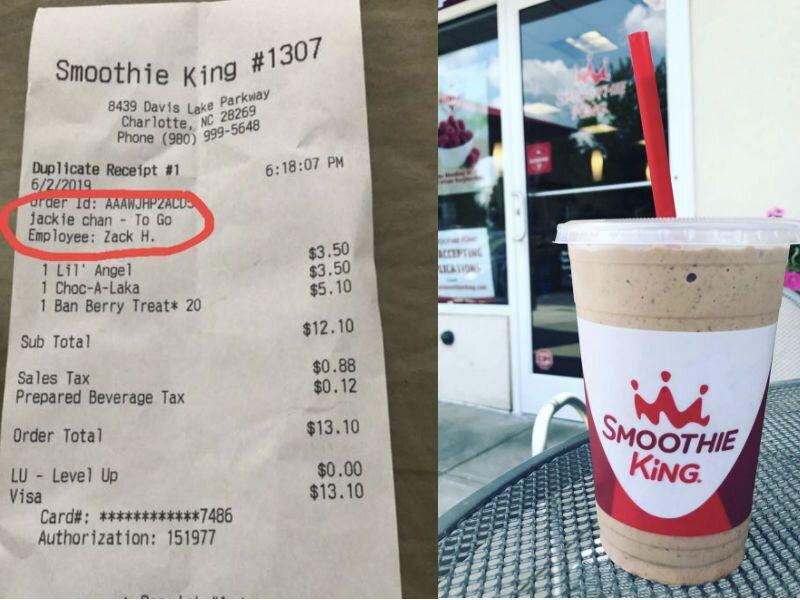Smoothie King closed two stores after employees made racist remarks toward customers. (Photo: Facebook)
