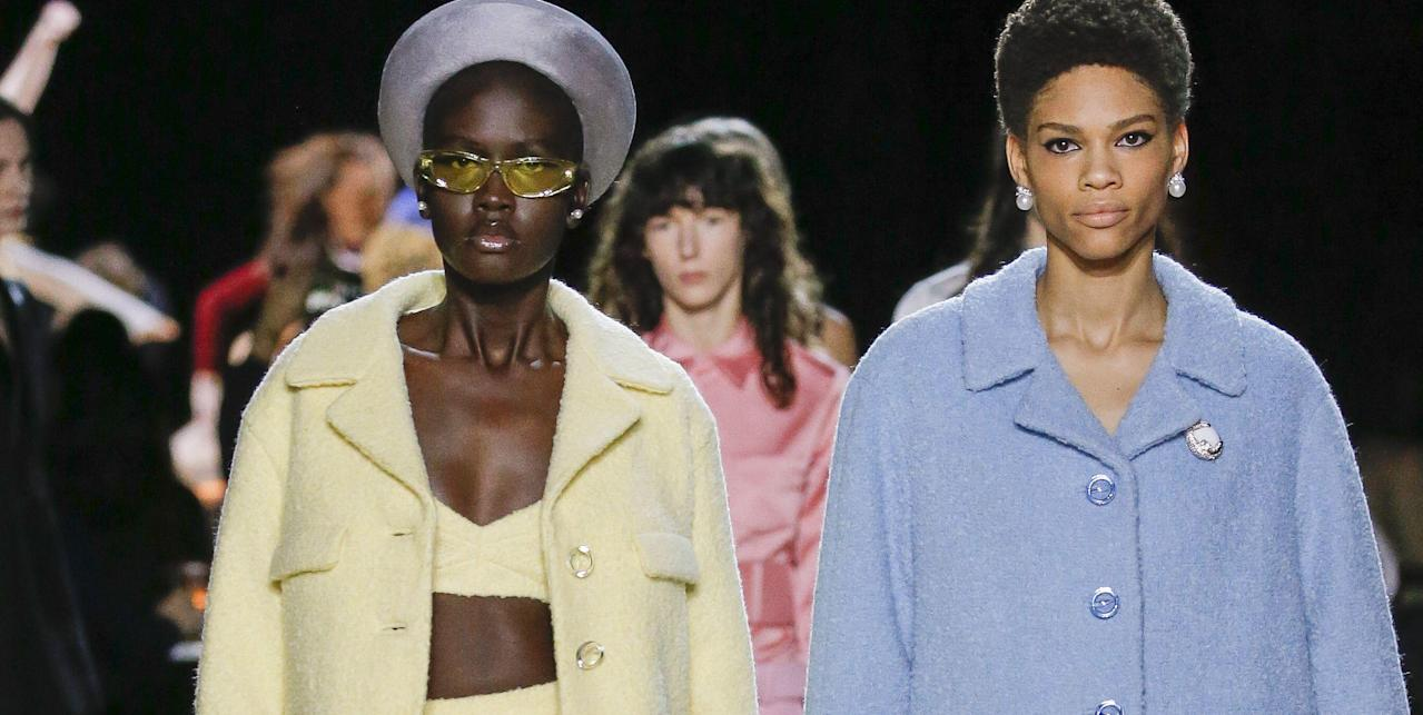Fashion's Butter Yellow Trend Will Make You Feel Like You're Wearing a Warm Hug