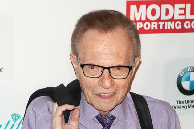 Larry King battles COVID-19 from the hospital amidst multiple health scares