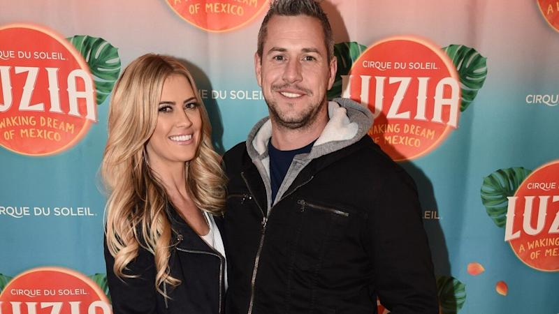 Christina Anstead Welcomes Baby Boy With Husband Ant Anstead