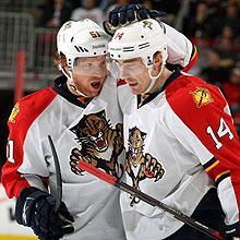 Brian Campbell and Tomas Fleischmann are two of the new Panthers enjoying success in the early going with Florida