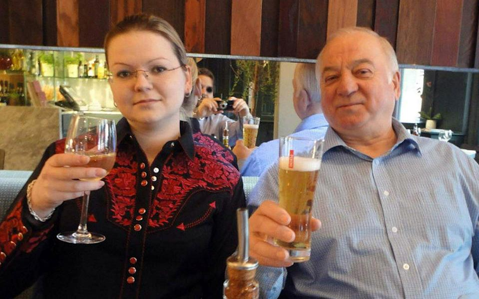 Sergei Skripal and his daughter were both poisoned in Salisbury, Wiltshire, on March 4. (PA)