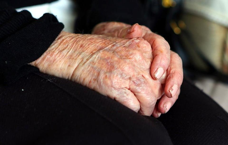 Home care providers have been refusing to take on hospital patients ready for discharge because they do not have enough staff (Peter Byrne/PA) (PA Archive)