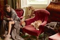 <p>Whether you prefer a boot or a heel, or even want to keep warm with sheepskin sandals worn over cashmere socks, these are the finest fuzzy finds for keeping your feet toasty over the next few months.</p>