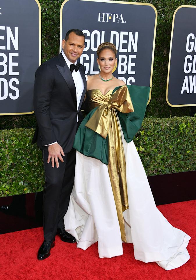 "Lopez had a golden glow about her as she and Rodriguez hit the <a href=""https://people.com/awards/golden-globes-2020-alex-rodriguez-pens-note-jennifer-lopez-after-loss/"">Golden Globes red carpet</a> on Jan. 5.   Even though her performance in <em>Hustlers</em> didn't win the award for best supporting actress in a motion picture, her fiancé sweetly reminded her that ""it doesn't take a trophy, medal, or plaque to identify a true champion.""   ""To millions of young women who have watched you and have been inspired and empowered to do amazing things in their lives, you are a champion,"" he wrote in his encouraging message on <a href=""https://www.instagram.com/p/B69s8_XgP-D/"">Instagram</a>.   ""To everyone whose lives you enrich daily, you are a champion. And don't you ever forget it,"" he concluded along with three heart emojis."