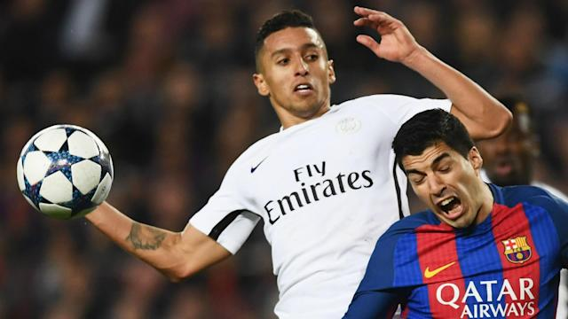 Neymar was one of the main reasons for PSG's meltdown against Barcelona, but Marquinhos has confided in the forward while on Brazil duty.