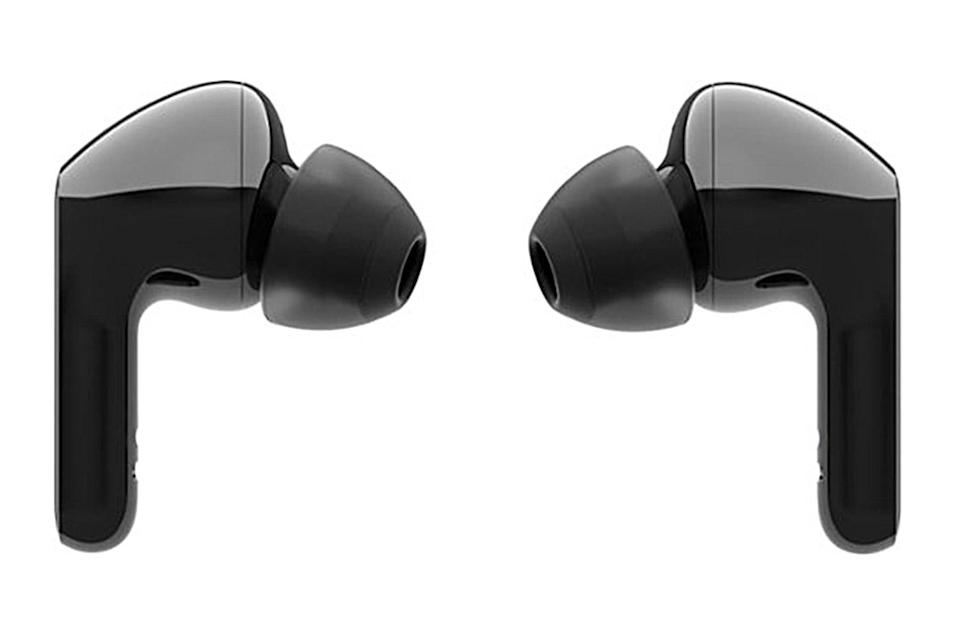 """<p>Not only are these wireless headphones comfortable and high-quality, they also come with a charging case that kills 99.9% of bacteria.</p> <p><strong>Buy It! </strong>LG TONE Free True Wireless Earbud Headphones, $119.99; <a href=""""https://www.bestbuy.com/site/lg-tone-free-hbs-fn6-true-wireless-earbud-headphones-black/6421172.p?skuId=6421172"""" rel=""""nofollow noopener"""" target=""""_blank"""" data-ylk=""""slk:bestbuy.com"""" class=""""link rapid-noclick-resp"""">bestbuy.com</a></p>"""