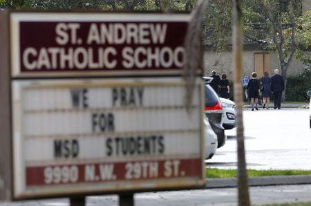 Federal Bureau of Investigation says it missed tips on Florida school shooter 5 weeks ago