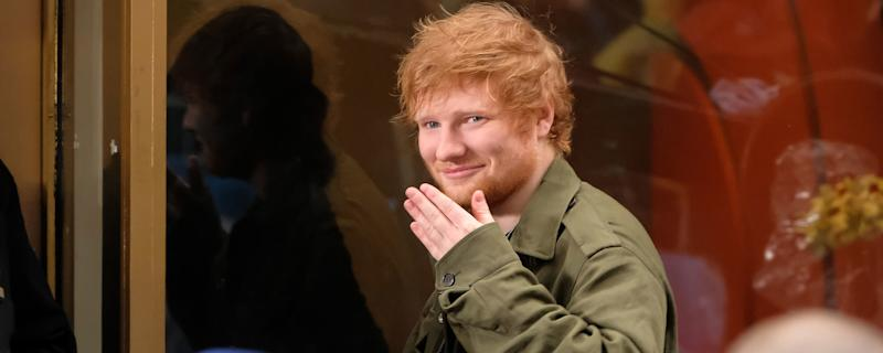 Ed Sheeran Says He Was Involved With Taylor Swift's Friends While on Tour