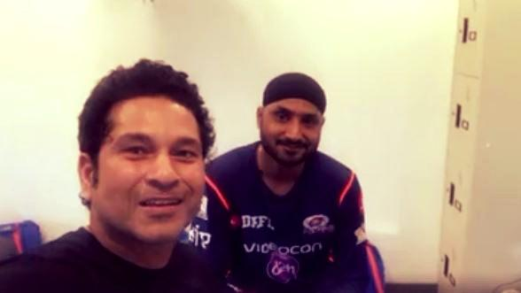 Sachin Tendulkar Wishes Luck to Mumbai Indians for IPL Season 10