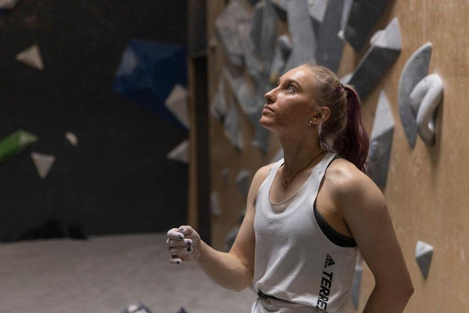 <p>Although we're disappointed that Alex Honnold—a.k.a., the guy who brought climbing to the mainstream—won't be competing in Tokyo, we've been craving more of the sport since <em>Free Solo</em>.</p>