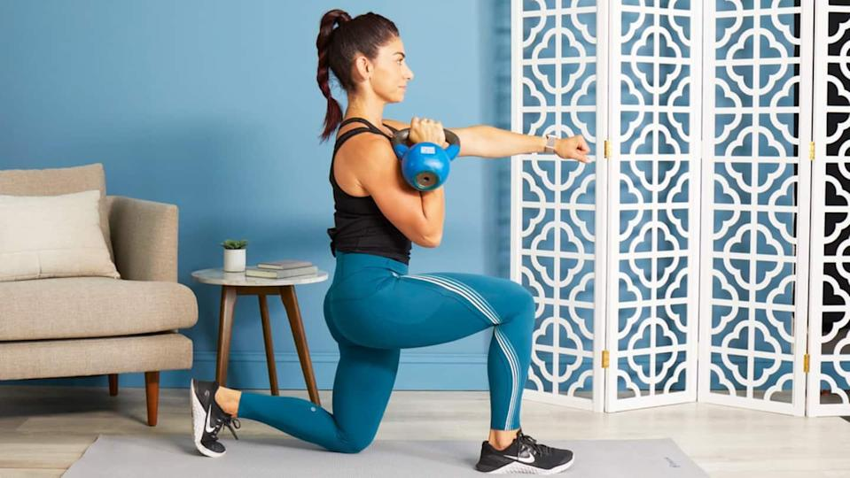 #HealthBytes: Some effective kettlebell exercises for those who are beginners
