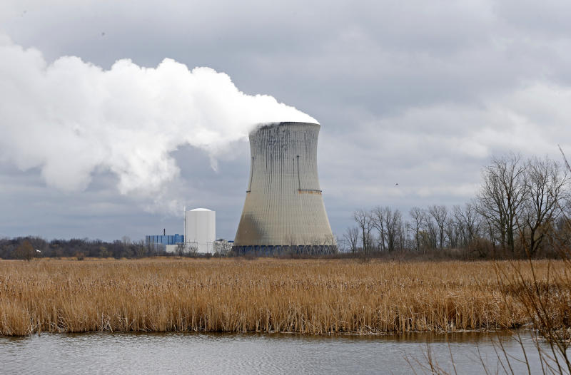 Ohio House sidelines bailout of 2 FirstEnergy nuclear plants