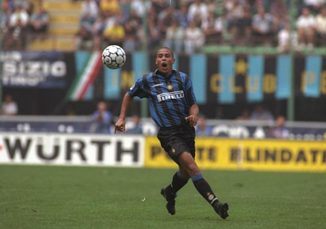 <p> <br><b>1997:</b> Barcelona to Inter for £19.5m </p>