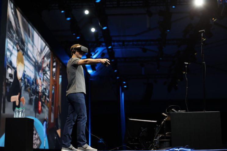 Oculus Rift Touch controllers.