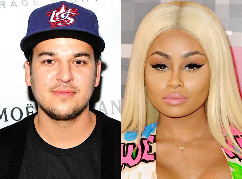 Why Rob Kardashian Isn't Required to Pay Blac Chyna Child Support