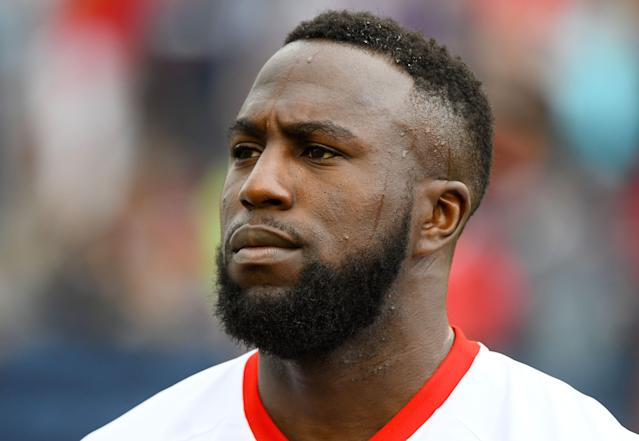 "Jozy Altidore signed a deal to stay with <a class=""link rapid-noclick-resp"" href=""/soccer/teams/toronto-fc/"" data-ylk=""slk:Toronto FC"">Toronto FC</a> through 2022. (Press Association)"