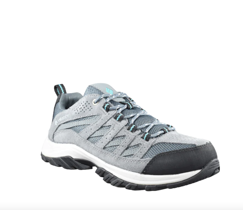 Columbia 'Crestwood' Hiker in Grey (Photo via DSW)