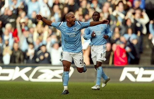 Soccer – FA Barclays Premiership – Manchester City v Manchester United – City of Manchester Stadium