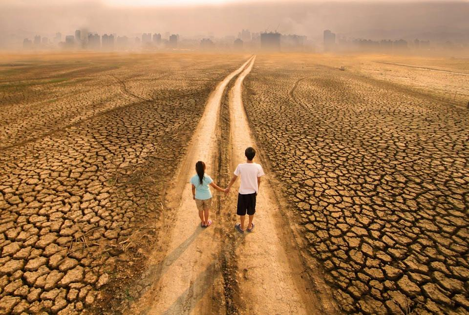 """<span class=""""caption"""">Stories about the impact of climate change can help spur people to action.</span> <span class=""""attribution""""><span class=""""source"""">(Shutterstock)</span></span>"""