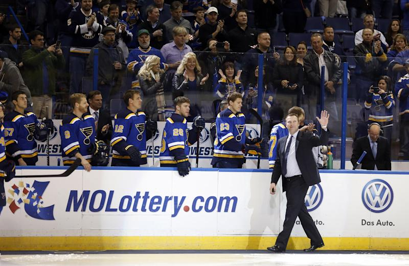 Martin Brodeur Named Assistant General Manager Of St Louis Blues