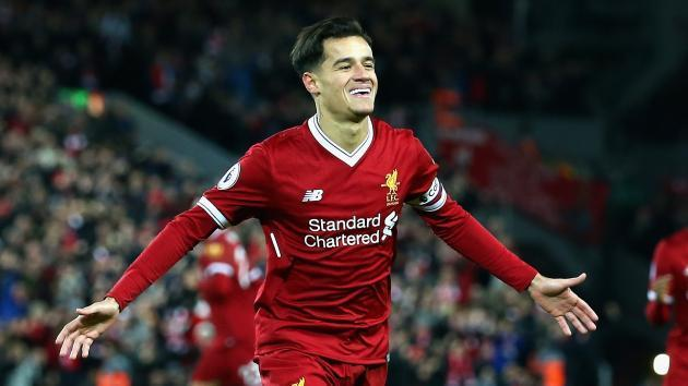 <p>Carragher urges Liverpool to sell Coutinho to Barcelona but not until summer</p>