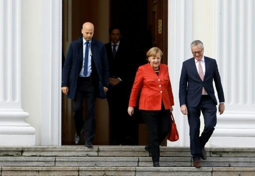 <p>German crisis brings headache for EU</p>