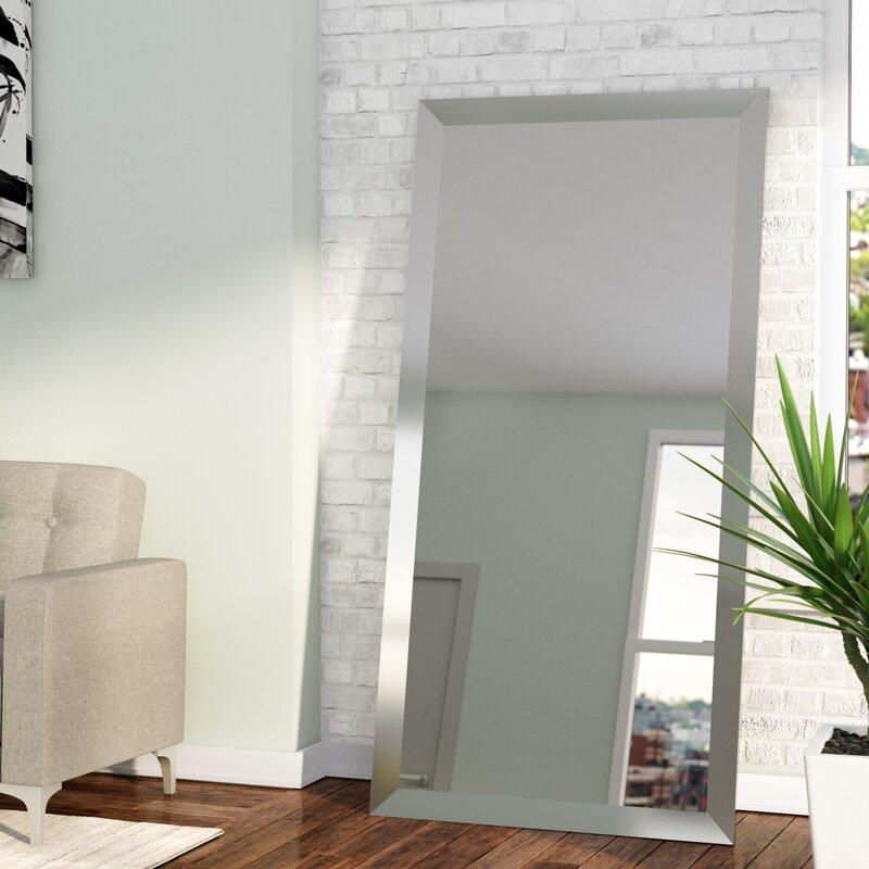 Industrial Full Length Mirror (Credit: Wayfair)